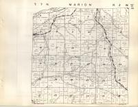Marion T7N-R3W, Grant County 1948